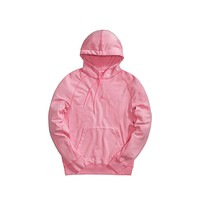 Air Jordan Men's MJ Wings Digital Pink Washed Fleece Hoodie