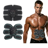 Body Slimming Shaper Machine with Electronic Abdominal Fitness