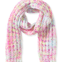 PS from Aero  Kids' Chunky Marl Knit Scarf