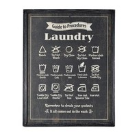 Laundry Room Wall Plaque