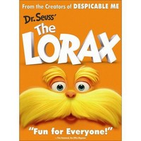 The Lorax  DVD