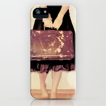 Bon Voyage Mademoiselle iPhone Case by monography   Society6