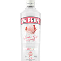 Smirnoff Sorbet Light Summer Strawberry Vodka 750ML