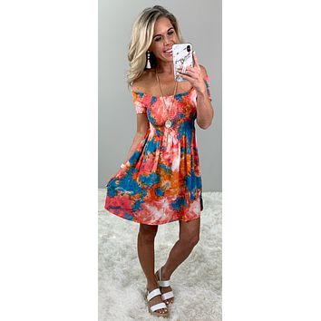 Tye Dye Dreams Dress