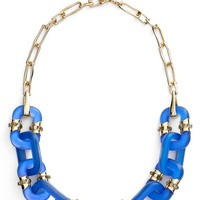 Women's Alexis Bittar 'Lucite' Link Necklace