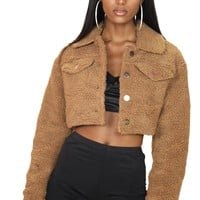 Paddington Crop Jacket