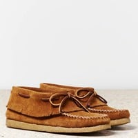 AEO Women's Eastland Moccasin (Chestnut)