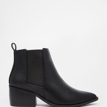 ASOS RIGHT ABOUT NOW Chelsea Ankle Boots