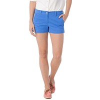 """3"""" Leah Short in Blue Stream by Southern Tide"""