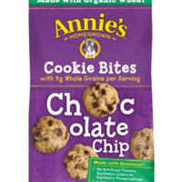 Organic Chocolate Chip Cookie Bites - 5.5 oz each