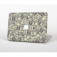"""The Hundred Dollar Bill Skin Set for the Apple MacBook Pro 13""""   (A1278)"""