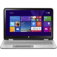 """HP - ENVY x360 2-in-1 15.6"""" Touch-Screen Laptop - Intel Core i5 - 8GB Memory - 750GB Hard Drive - Natural Silver"""