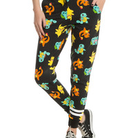 Pokemon Starters Girls Jogger