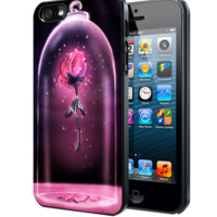 Rose Beauty and The Beast Samsung Galaxy S3 S4 S5 Note 3 , iPhone 4 5 5c 6 Plus , iPod 4 5 case