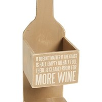 Primitives by Kathy 'More Wine' Wine Bottle Box