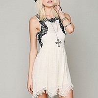 Free People  Lace Dream Dress at Free People Clothing Boutique