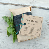 Herb Garden Natural Soap - Vegan - Eco Friendly - Artisan Hand-crafted