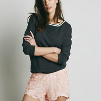 Jen s Pirate Booty for Free People Womens Lyons Lace Short