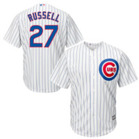KUYOU Chicago Cubs Jersey - Addison Russell
