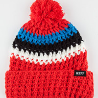 Neff Hans Beanie Red One Size For Men 26587130001