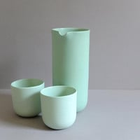 Carafe with Cups