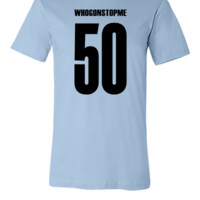 WHO GON STOP ME - Unisex T-shirt