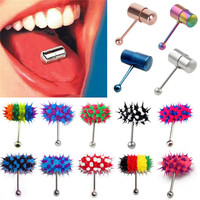 Vibrating Tongue Ring