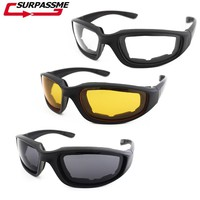 2018 Cheap Motorcycle Glasses Windproof Army Polarized For Hunting Shooting Airsoft EyewearMen Eye Protection moto Goggles
