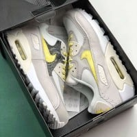 "Nike Air Max 90 Essential""MMars Landing"" Fashion Casual Sneakers Sport Shoes"