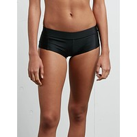 Volcom Simply Solid Boy Cut Swim Bottoms