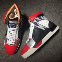 Cl Christian Louboutin Style #2139 Sneakers Fashion Shoes - Best Online Sale