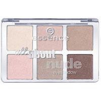 All About Nude Eyeshadow