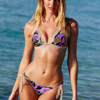 Crochet Surf Triangle Top - Victoria's Secret