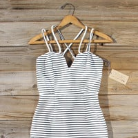 The Florence Stripe Dress