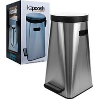 Kapoosh UV Sanitizing Waste Trash Can Bin