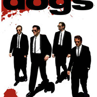 Reservoir Dogs Movie Poster 11x17