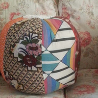 Anne Magic Pouffe Decorative Cushion, Living Room Decor Ideas, Home Decor, Gift for her, Gift for him, Baby Nursery Decor