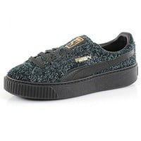 Puma Suede Platform Elemental Womens Trainers 362224 Sneakers Shoes