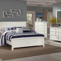Albany Queen Panel Bed