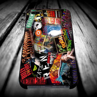 Broadway The Musical Collage for iPhone 4/4s/5/5s/5c/6/6 Plus Case, Samsung Galaxy S3/S4/S5/Note 3/4 Case, iPod 4/5 Case, HtC One M7 M8 and Nexus Case ***