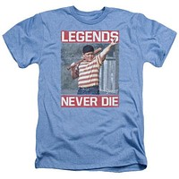 Mnes The Sandlot Legends Heathered T-Shirt