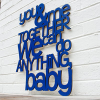 You & Me Together (Dave Matthews Band)