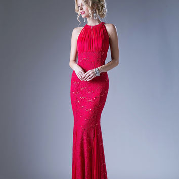 Long Formal Dress Evening Party Homecoming Prom Gown