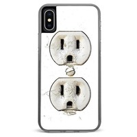 Electric Outlet iPhone Xs Max case