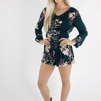 Night Bird Romper