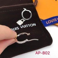 Louis Vuitton Lv Earrings #722