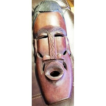 Mask for Damon Mitchell