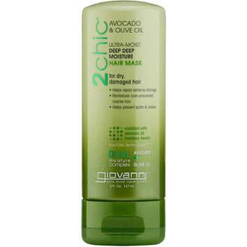 Avocado & Olive Oil Ultra-Moist Deep Deep Moisture Hair Mask