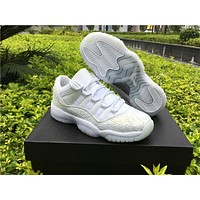 Air Jordan 11 Low GS PRM HC Frost White 36-40