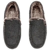 Felted Slippers - from H&M